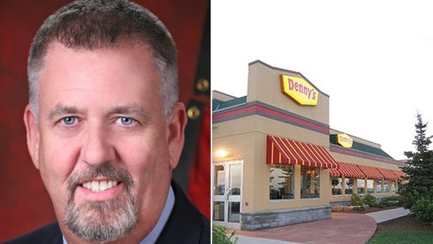 John Metz, who operates roughly 40 Denny's locations and five Hurricane Grill & Wings franchises, told FoxNews.com intends to add a 5 percent surcharge to customers' bill to offset costs for ObamaCare in January 2014 when the Affordable Care Act is fully implemented.
