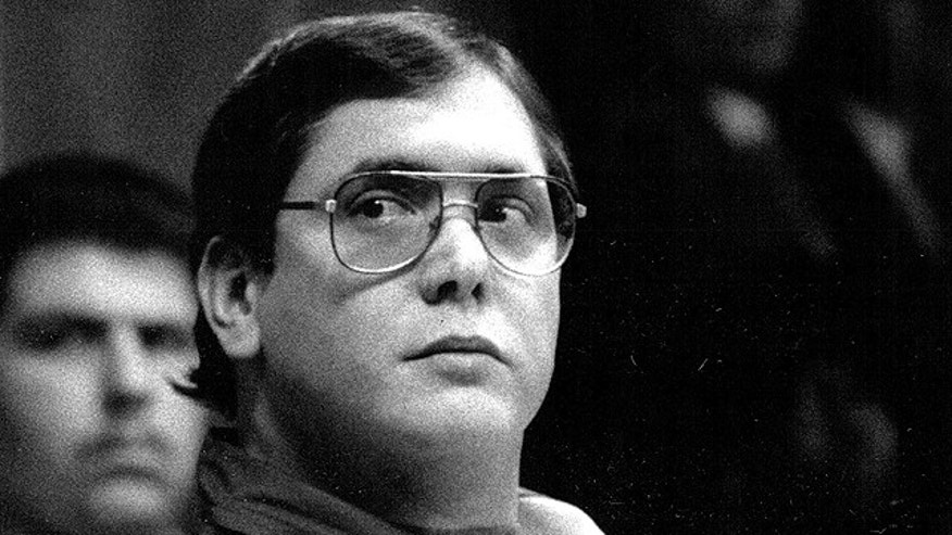 In this 1988 file photo, Manuel Pardo, found guilty of nine counts of murder, listens as his sentence is read. Pardo, 56, is scheduled to be executed Tuesday at Florida State Prison in Starke, Fla. (AP)