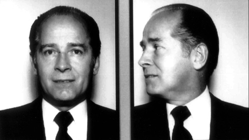 FILE -  In these 1984 file photos originally released by the FBI, New England organized crime figure James 'Whitey' Bulger is shown.