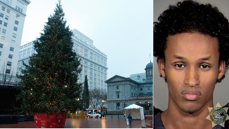 Mohamed Osman Mohamud was arrested for attempting to detonate what he thought was a car bomb at a 2010 Christmas Tree lighting ceremony in Oregon, U.S. authorities said.