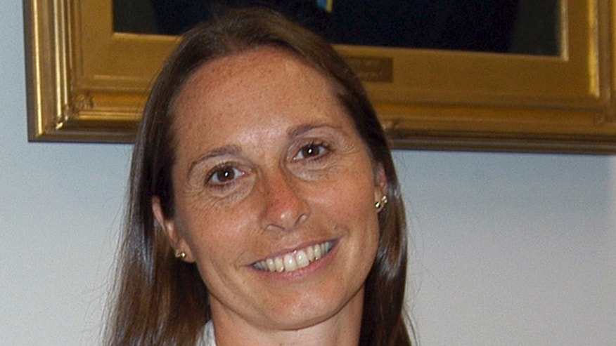 July 2010: File photo of Dawn Lafferty Hochsprung, principal at Sandy Hook Elementary School, in Newtown, Conn.
