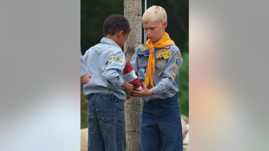 As Boy Scouts face furor over no-gays policy, alternative ...