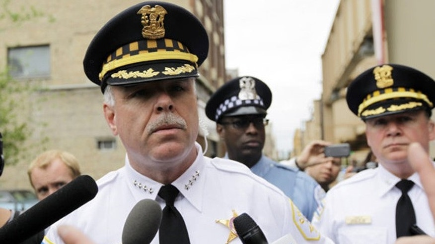Chicago Police Commissioner Garry McCarthy says lawful gun owners can be a threat to public safety. (AP)