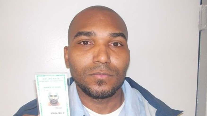 This undated photo, provided by the Nashville Police Department, shows Patrick Lamonte Streater.