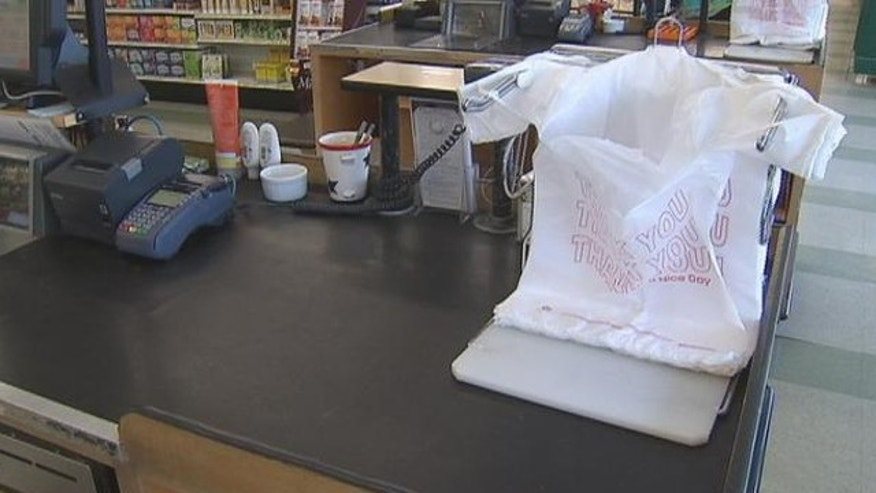 Plastic bags will soon be a thing of the past in Austin, Texas.