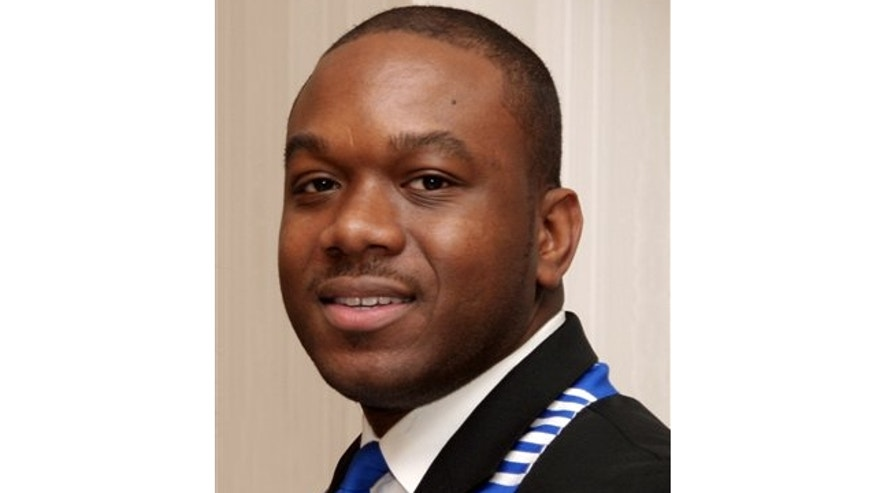 Jan. 20, 2007: Marco McMillian, 34, a candidate for mayor of Clarksdale, Miss., is shown.