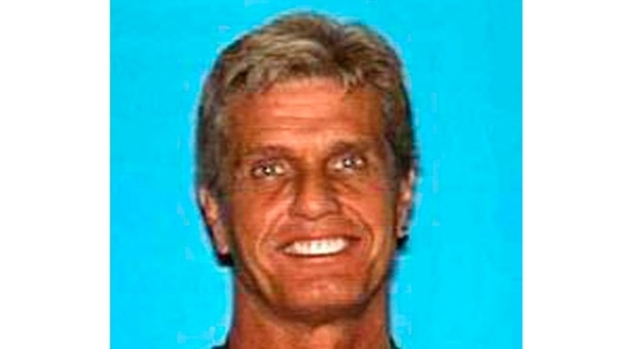 Gavin Smith, 57, a 20th Century Fox distribution executive is shown in this undated photograph released by the Los Angeles County Sheriff's Department.
