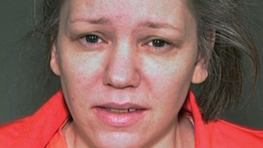 This undated image provided by the Arizona Department of Corrections shows Debra Jean Milke.