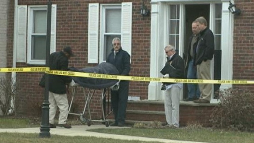 Mar. 26, 2013: A young boy was discovered in his New Jersey apartment with the body of his dead mother.