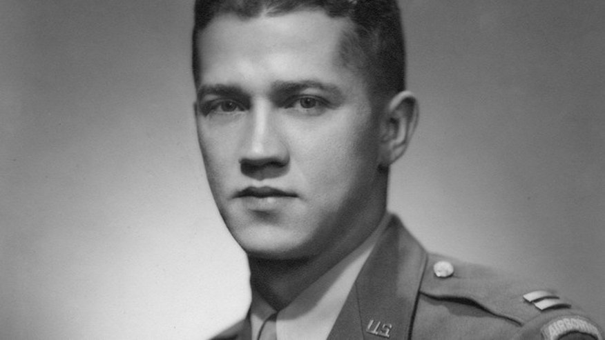 Army Lt. Col. Don C. Faith Jr. was seriously injured by shrapnel on Dec. 1, 1950, in Korea and died a day later from those injuries.