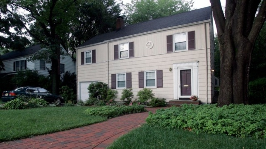 "June 28, 2010: This file photo shows the Montclair, N.J. house where ""Richard Murphy"" and ""Cynthia Murphy"" were arrested by the FBI."