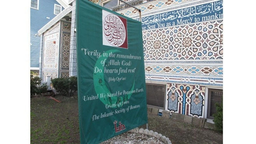 The Islamic Society of Boston mosque in Cambridge has had its share of controversy in the past.
