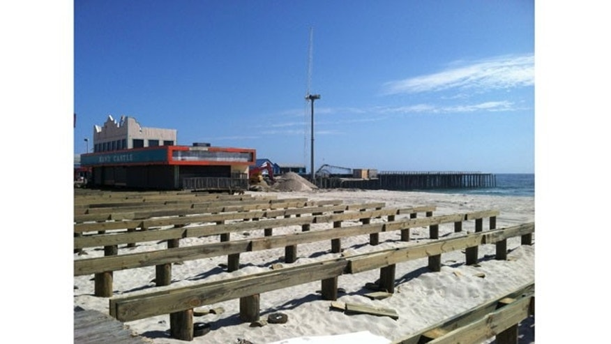 Casino Pier, Seaside Heights, NJ