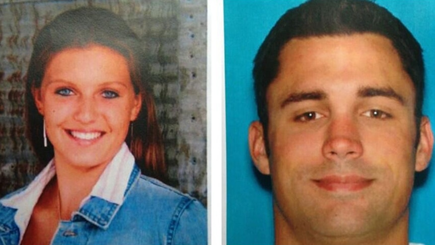 Mandy Marie Matula, left, and David Marshall Roe, right, are pictured in these undated photos.