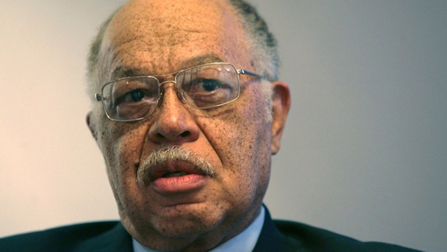 March 8, 2010: In this file photo, Dr. Kermit Gosnell is seen during an interview with the Philadelphia Daily News at his attorney's office in Philadelphia. Gosnell, an abortion provider charged with killing a patient and four babies, trial is scheduled to begin closing arguments Monday, April 29, 2013.