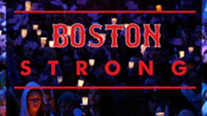 Songwriters Jaime Hazan and David Fagin hope their tune raises money - and hopes - for Boston.