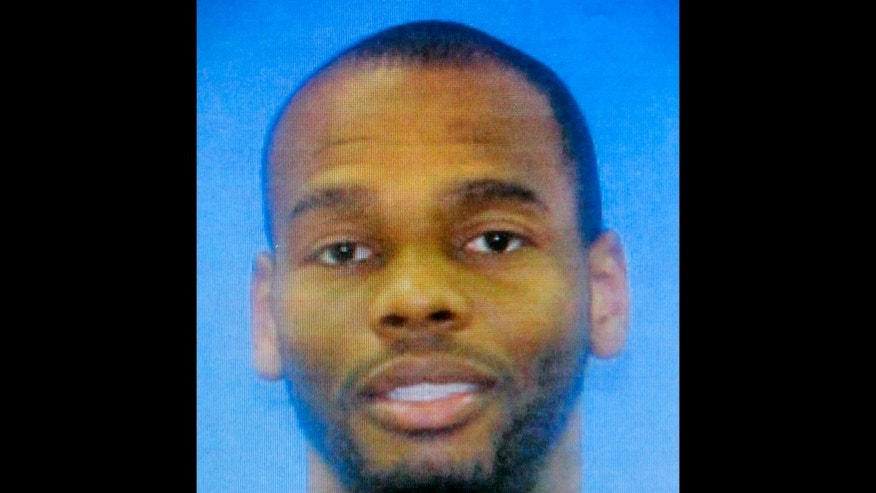 "May 12, 2013: Gerald ""Skip"" Murphy,  38,  is seen in this photograph provided by the Mercer County Prosecutor's Office in Trenton, N.J."