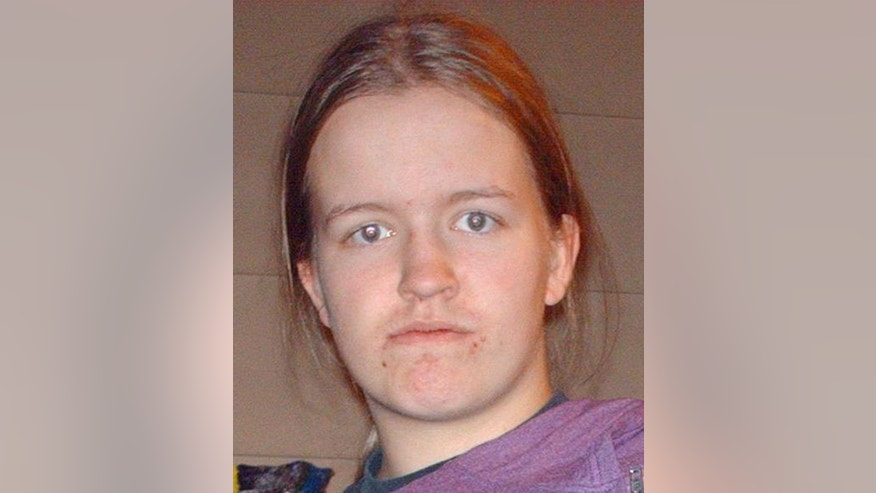 This photo provided by The Iowa Department of Public Safety shows Kathlynn Shepard, 15. Authorities said Tuesday, May 21, 2013, a man suspected of abducting Shepard and a 12-year-old girl from a bus stop in central Iowa has been found dead, but a search continues for Shepard.