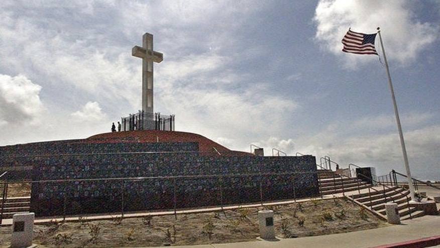 Because it sits on public property, critics have long argued that the cross at the Mount Soledad Veterans Memoria in La Jolla, Calif., is an unconstitutional entanglement of government and religion.
