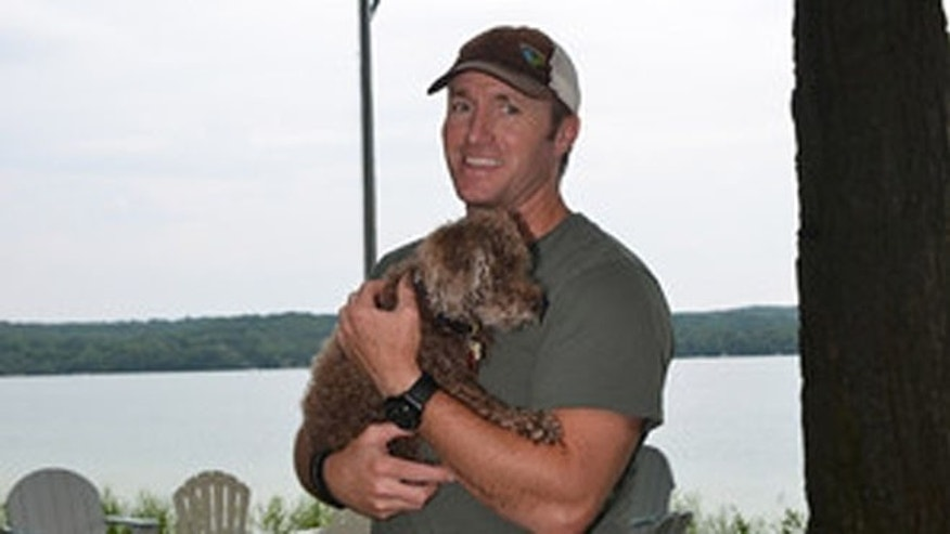 Shown here is Glen Doherty, the former Navy SEAL who died in the attack on the U.S. Consulate in Benghazi, Libya.