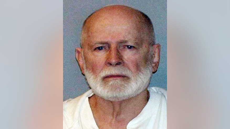 "FILE - A June 23, 2011 file booking photo provided by the U.S. Marshals Service shows James ""Whitey"" Bulger.   Jury selection for Bulger's racketeering trial begins June 6, 2013 on an indictment that accuses him of participating in 19 murders. (AP Photo/U.S. Marshals Service, File)"