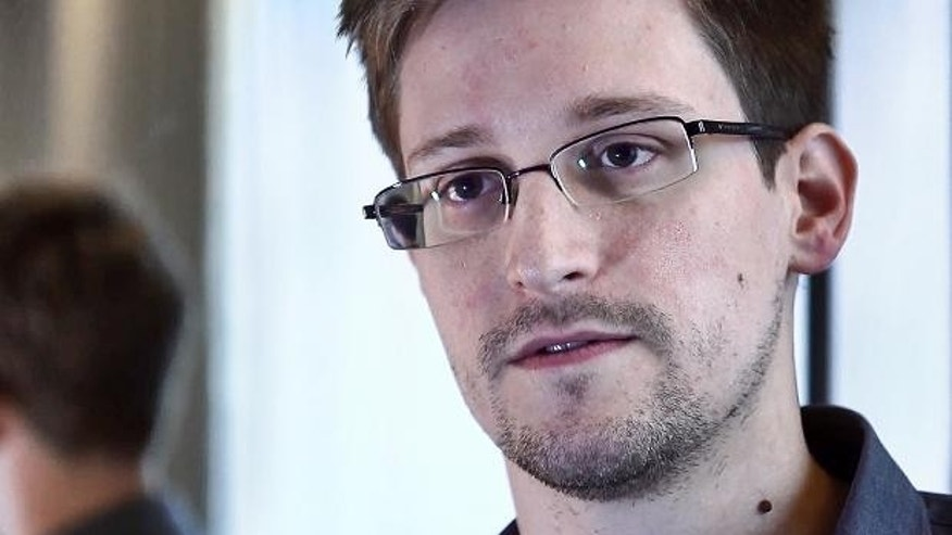 FILE: Edward Snowden, the former CIA assistant who confessed to leaking information about government surveillance.