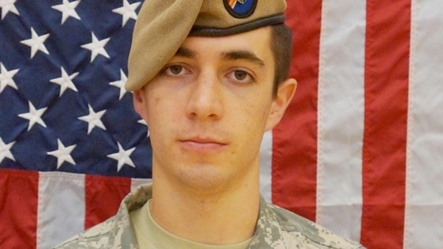 This undated photo provided by the U.S. Army shows Pfc. Christopher P. Dona. The U.S. Army Ranger killed in an apparent parachuting mishap was a 21-year-old veteran from Massachusetts who recently returned from a deployment to Afghanistan, officials said Saturday, June 15, 2013.