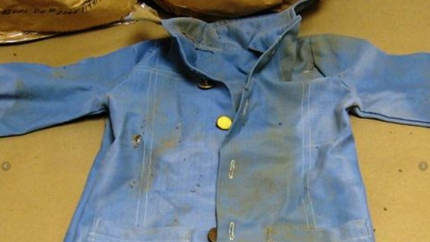 UNDATED: This image shows clothing worn by a woman found dead in Pima County, Ariz., in 1981.