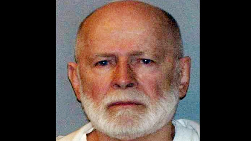 "This June 23, 2011 booking photo provided by the U.S. Marshals Service shows James ""Whitey"" Bulger, captured in Santa Monica, Calif., after 16 years on the run. Bulger's trial began Wednesday, June 12, 2013 in federal court in Boston, where he is charged with playing a role in 19 killings during the 70s and 80s while allegedly the boss of the Winter Hill Gang."