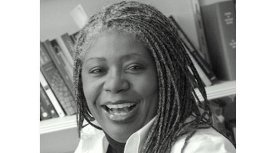 "University of Pennsylvania religious studies professor Anthea Butler, who charged in her blog that God is a ""racist."""