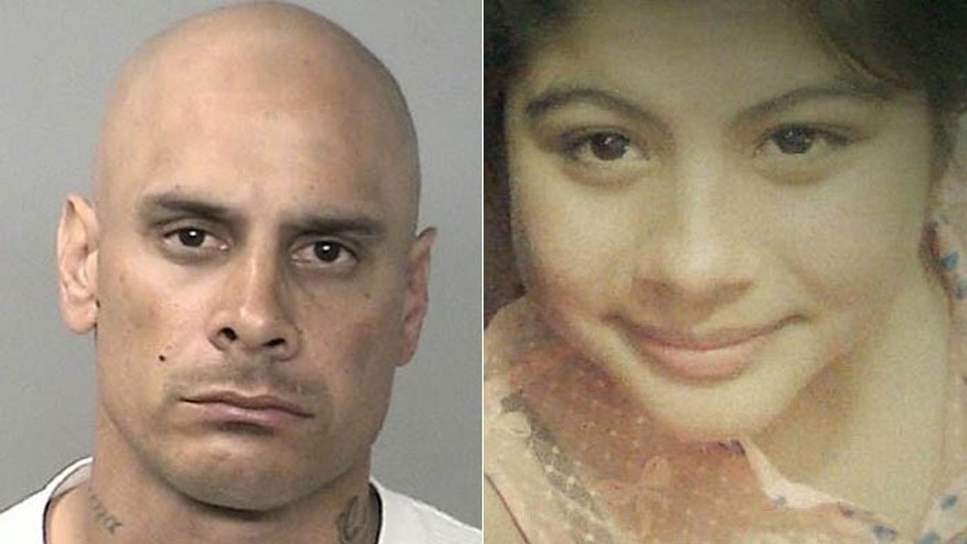 Police believe Patsy Lopez, a 15-year-old missing girl, could be with John Gonzales, a 37-year-old registered sex offender who is currently at large. (Courtesy: Bakersfield Police Department)