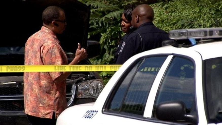 Aug. 3, 2013: Detroit Police Chief James Craig on scene of woman's body found in burned apartment.