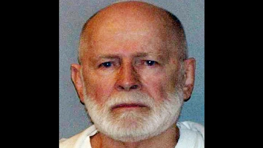 "June 23, 2011: This booking photo provided by the U.S. Marshals Service shows James ""Whitey"" Bulger."