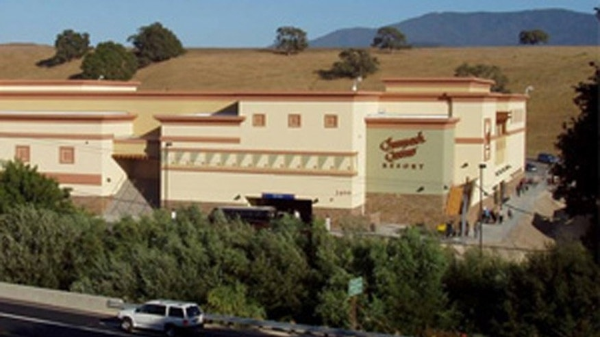 The Chumash Casino is a 190,000-square-foot complex owned and operated by the Santa Ynez Band of Chumash Indians.