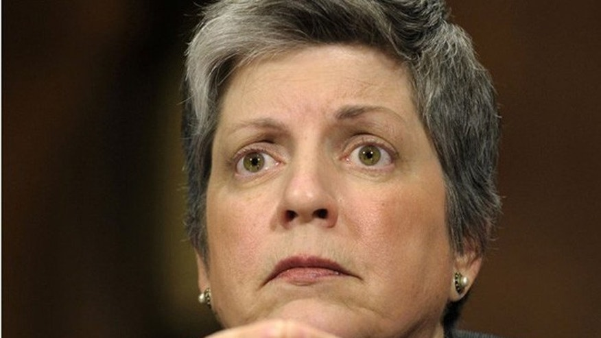 Incoming University of California President Janet Napolitano has already been presented with a list of demands from liberal student activist groups. (The Associated Press)