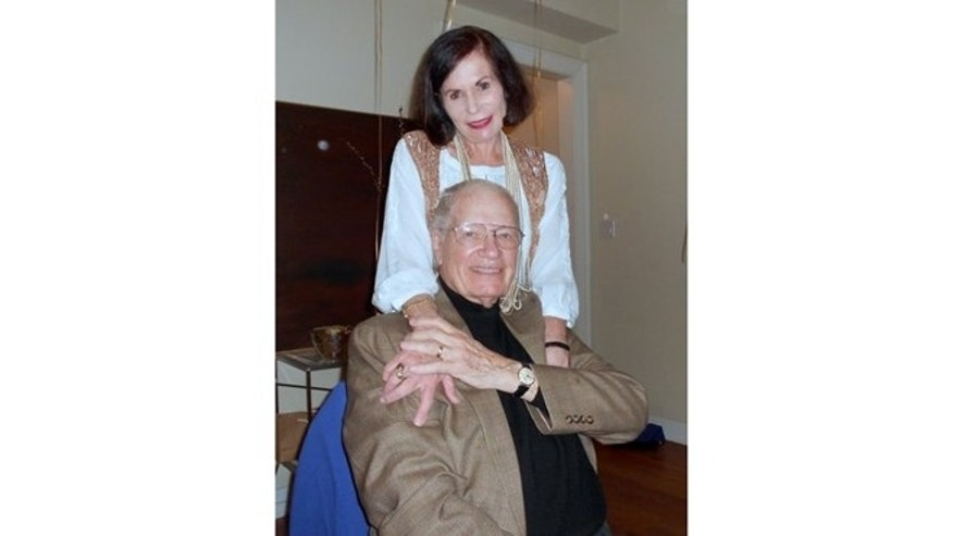 Gil Weinstein, 85, is pictured here with his wife, Caryl.
