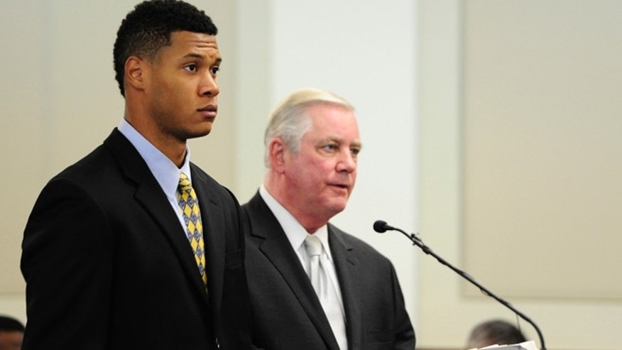 Sept. 13: Chris Boyd, left, appears in a Nashville criminal court hearing in Nashville.