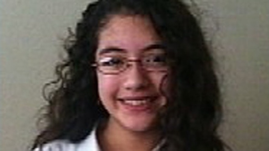 Garland police are seeking information regarding the disappearance of 12-year-old Adrienne Solorzano.