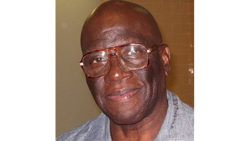 January 2008: This photo provided by the Innocence Project and released by The Advocate shows Herman Wallace, a 71-year-old Louisiana prisoner who spent 41 years in solitary confinement and is now dying of cancer was ordered released.