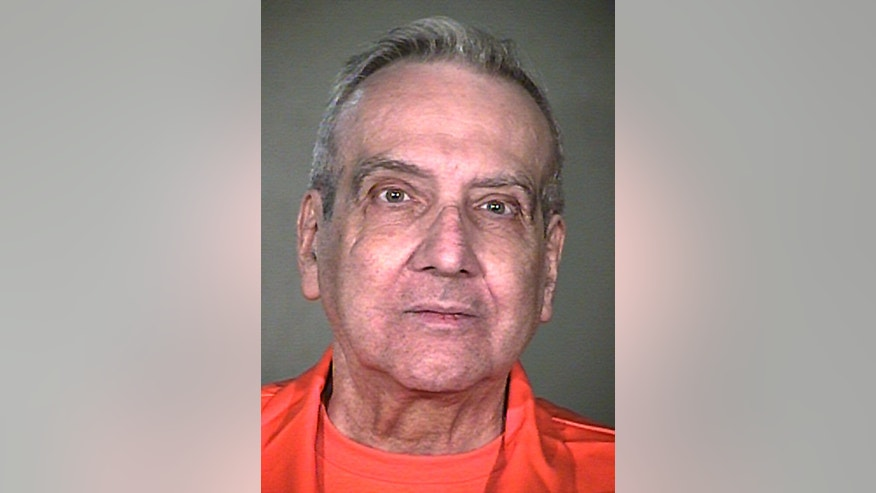 This undated file photo provided by the Arizona Department of Corrections shows inmate Edward Schad. Schad, 71, is set to be executed Oct. 9, 2013 at the state prison in Florence, Ariz., for the 1978 murder of a Bisbee man. Barring last-minute action from the U.S. Supreme Court, Arizona intends to execute Edward Harold Schad Jr. Wednesday, Oct. 9, 2013 nearly 35 years after he was charged with the murder of a Bisbee man.   (AP Photo/Arizona Department of Corrections, File)