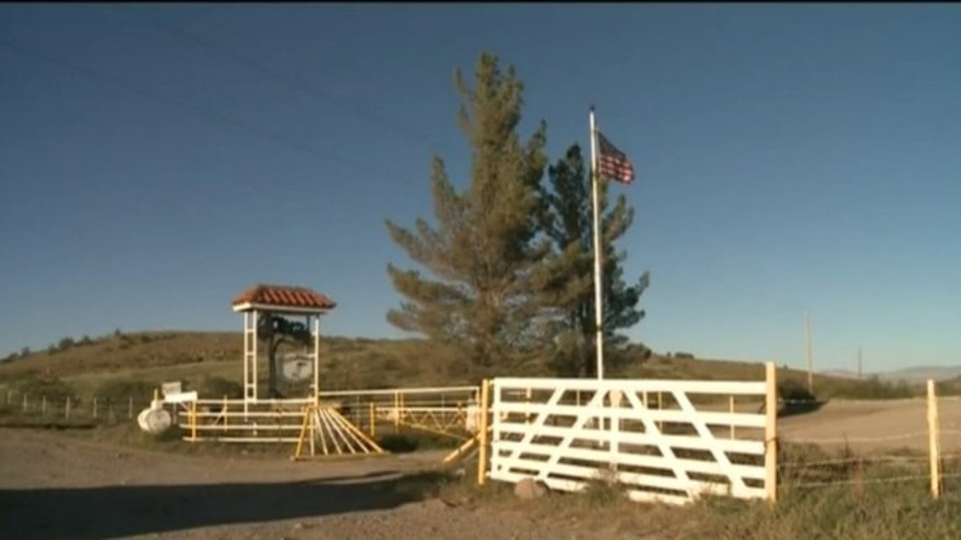 Authorities executed a search warrant as part of an investigation into alleged abuse at the Tierra Blanca High Country Youth Program, about seven miles from Hillsboro, N.M.