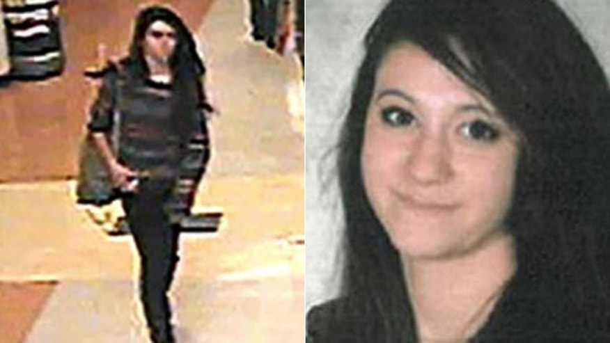 Abigail Hernandez has been missing since Wednesday (AP Photos)
