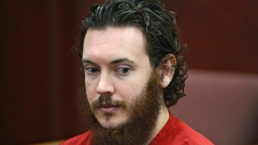 June 4, 2013: This file photo shows Aurora theater shooting suspect James Holmes in court in Centennial, Colo.
