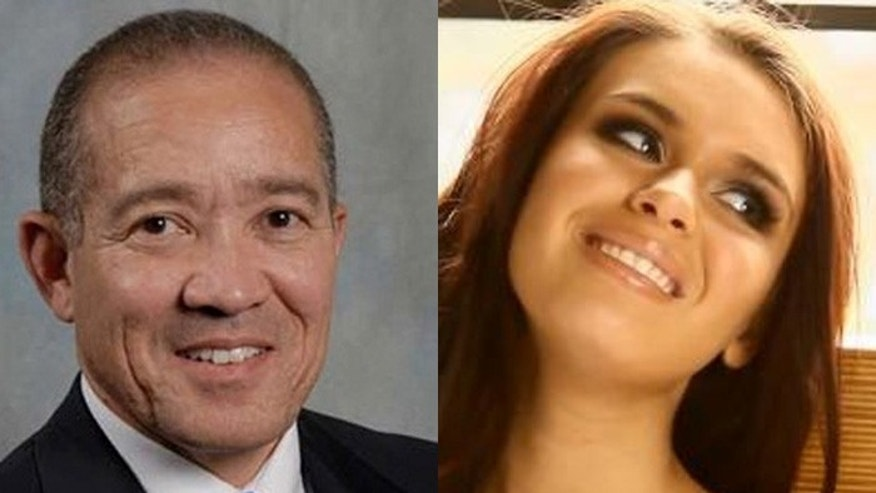 Dallas schools boss Mike Miles kept his job, but teacher Cristy Nicole Deweese did not. (Dallas ISD, Playboy)