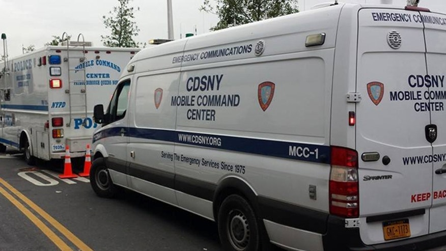 Keith Brooks, program director at Citywide Disaster Services, a nonprofit organization in New York that provides emergency communication services via specialized radio programs, told FoxNews.com that the truck scoured the Long Island City section of Queens on Wednesday and will again on Thursday in search of Avonte Oquendo. (Courtesy: Citywide Disaster Services)