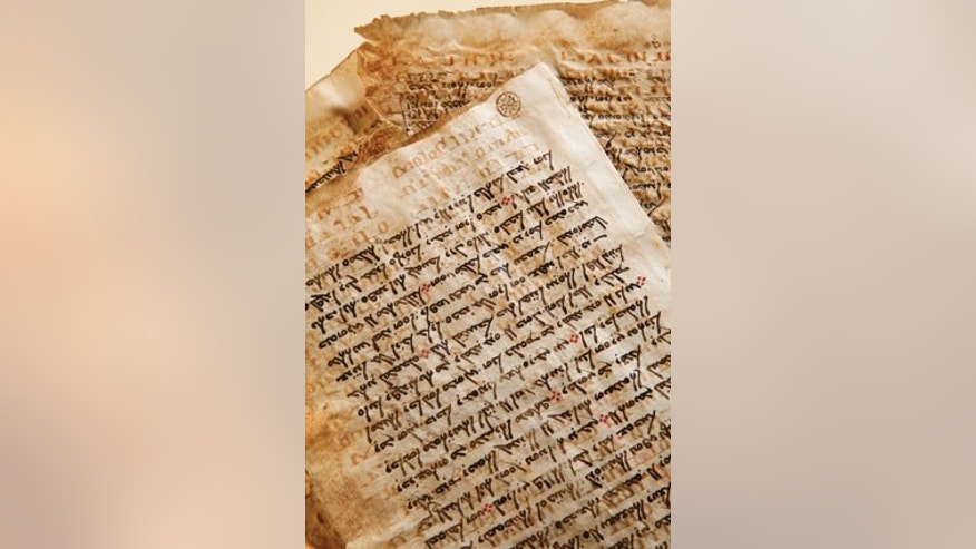 Codex Climaci Rescriptus: Using a new technology developed by The Green Collection in collaboration with Oxford University, scholars have uncovered the earliest surviving New Testament written in Palestinian Aramaic -- the language used in Jesus' household -- found on recycled parchment under a layer in this rare manuscript. (DeMoss.com)