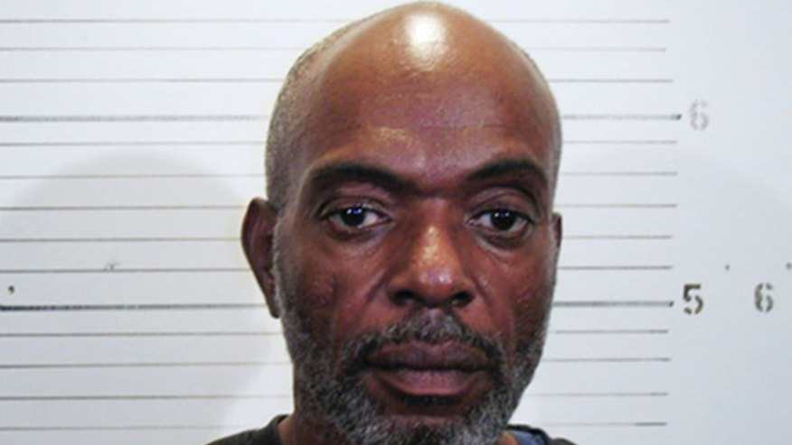 This undated photo provided by the St. Clair Sheriff's Department in Belleville, Ill., shows 55-year-old Gregory Muse. Muse faces sentencing Wednesday, Oct. 30, 2013, for his conviction on first-degree murder charges, after a trial overseen by then-St. Clair County Circuit Judge Michael Cook. Muse is asking for a new trial he says he deserves because Cook faces federal heroin charges and may have been impaired while presiding over his trial. (AP Photo/St. Clair County Sheriff's Department)