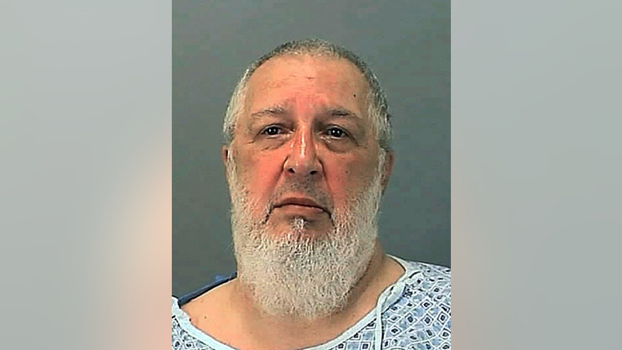 FILE - John Wise is seen in an undated file photo provided by the Summit County Sheriffs Department. Wise, a 68-year-old man charged with fatally shooting his wife in her hospital bed did so out of love and will tell the jury at his trial about his heartbreak over her debilitated condition, his attorney said. John Wise is scheduled to go on trial Monday, Nov. 4,2013 in Akron.(AP Photo/Summit County Sheriff Department, File)