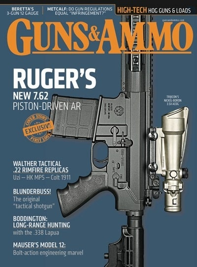 Shakeup at Guns & Ammo after gun control column backfires