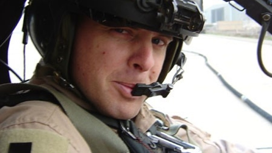U.S. Army Chief Warrant Officer Gary Linfoot prior to his catastrophic helicopter crash in Iraq in 2008. (Courtesy: Linfoot Family)